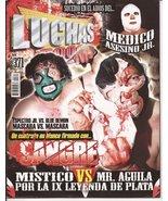 Lucha Libre Lot #2 WWE Espectro Blue Demon Medico Asesino Psicodelico Mi... - $35.95