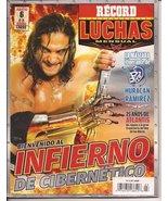 Lucha Libre Lot #3 WWE Record Luchas Mensual Cibernetico Huracan Ramirez... - $26.95
