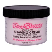 Pro Shave Brushless Shaving Cream 8oz - $9.95