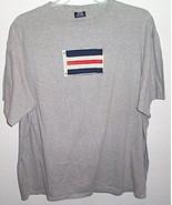 Mens LandsEnd Gray Short Sleeve T Shirt Size XL - $4.95