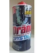 Drano Crystals Professional Strength Clog Remover for Sinks 18 oz. NEW - $54.45
