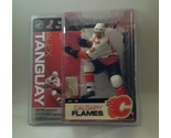 NHL Series Mac Farlane Series 13 - Alex Tanguay -- Calgary Flames - White Jersey