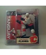 NHL Series Mac Farlane Series 13 - Alex Tanguay -- Calgary Flames - Whit... - $25.00