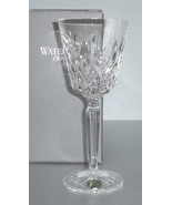 Waterford LISMORE Claret Glasses (Pair) ~ Brand New in Boxes  - $117.00