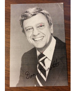 4 x 6  REPRINT AUTOGRAPH PHOTO   POST CARD DON KNOTTS - $9.89