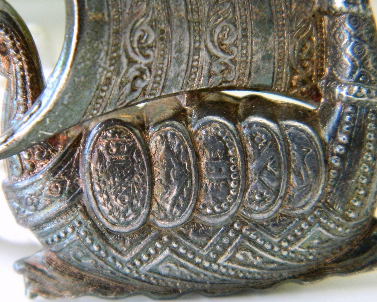 dragon viking ship sailboat vintage figural and 50 similar items