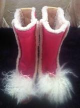 NIB Louis Vuitton Women's Daisy Half Boot in Pink Monogram Denim, $2080, Size 37 - $1,899.00