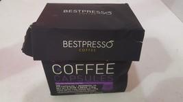 Bestpresso Intenso 02 Italian Espresso Coffee Capsules 20 Count Box Exp ... - $15.88