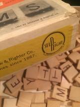 Vintage 1964 Scrabble Anagrams game- complete set image 4