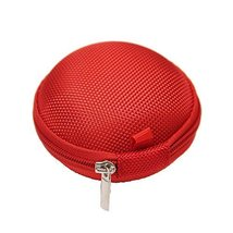 Dengpin Carrying Hard Cover Storage Bag for Headphones Headsets Earphone... - $12.03 CAD