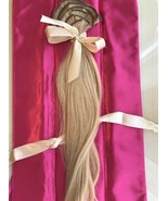 Luxury Clip-in Remy Human Hair Extensions 7-Pieces w/Beautiful Case/ USA... - $49.50