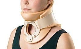 "Philadelphia Tracheotomy Collar - Pediatric Height: 1 3/4"" Circumference: 8"" - 1 - $28.59"