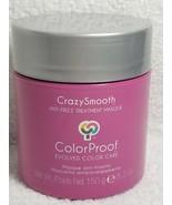 ColorProof CrazySmooth ANTI-FRIZZ TREATMENT MASQUE Moisturize 5.2 oz/150... - $24.74