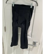 Rion Men's Bike Cycling Leggings Black Breathable Padded Quick Dry Size ... - $18.00