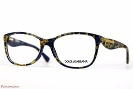 Dolce & Gabbana Donna Occhiali da Vista D&g 3174 2750 Oro Blu Rettangolare - $87.21