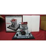 Snap-on Corvette LS7 Engine Desk Clock New in box - $128.69