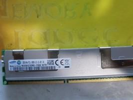 Samsung 1x 32gb 4Rx4 PC3L-8500R ECC REG SERVER MEMORY RAM LOT M393B4G70D... - $69.29