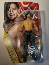 2016 Mattel Basic WWE NXT SHINSUKE  NAKAMURA Series #72 Wrestling Action... - $11.29