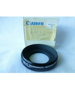 Genuine Vintage Canon MacroPhoto Coupler 58MM Japan old stock new 58 - $23.33