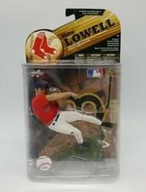 Mike Lowell McFarlane Sports Picks 2009 Wave 1 Boston Red Sox Red Jersey New - $24.63