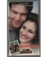 Something to Talk About - Julia Roberts, Robert Duvail - Warner Bros - V... - $0.97
