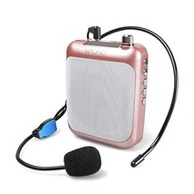 Voice Amplifier MAONO C01 Portable Professional Wired Microphone with Wa... - $44.98