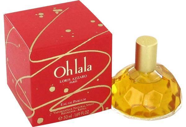 Azzaro oh la la 1.7 oz perfume
