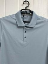 Adidas Hombre Climalite Golf Polo Ajuste Relajado Nuevo Hannah & Amigos Talla L - $27.02