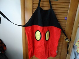 Disney Store Mickey Mouse Apron Adult Kitchen - $17.00