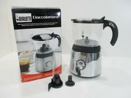 Bialetti Cioccolatiera Hot Chocolate Maker & Cappuccino Milk Frother Mixer - $80.61 CAD