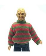 Freddy Krueger action figure toy MAXX fx vtg 1989 Nightmare Elm Street m... - $48.17