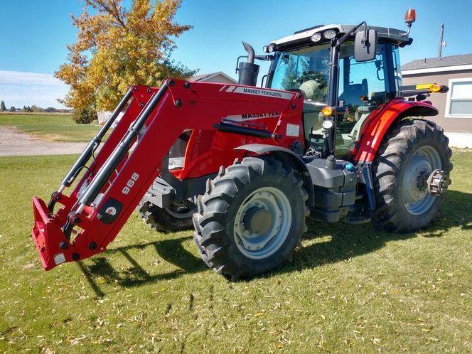 Massey-Ferguson 7616 loader tractor Rexburg, ID 83440