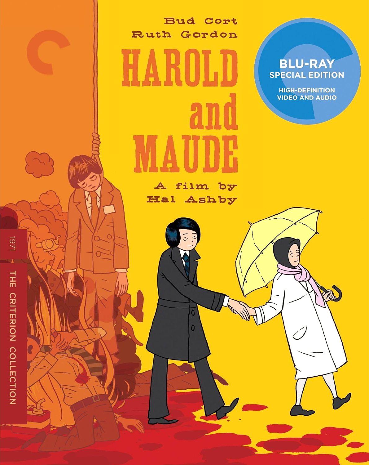 Harold and maude blu ray