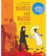HAROLD AND MAUDE BLU-RAY DVD HD BUD CORT & RUTH GORDON CAT STEVENS SPECI... - $34.99