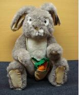 "Stuffed Dakin Bunny Rabbit, large 21"", collectible plush - $11.99"