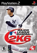 Major League Baseball 2K6 - PlayStation 2 [Play... - $1.93