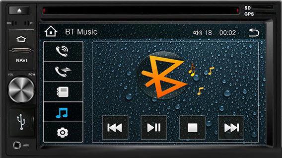 DVD GPS Navigation Multimedia Radio and Kit for Chevrolet Chevy Impala 2005 image 6