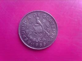 GUATEMALA    1   CENTAVO   1969    JUN24 - $0.99