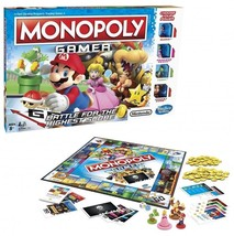 Christmas Classic Original Board Game Gift Toy For Kids Super Mario Mono... - $33.74