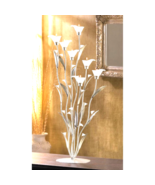 Silver Calla Lilly Candleholder - $47.41
