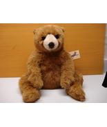 Teddy Bear Avanti Wallace Berrie North American Brown - $58.99