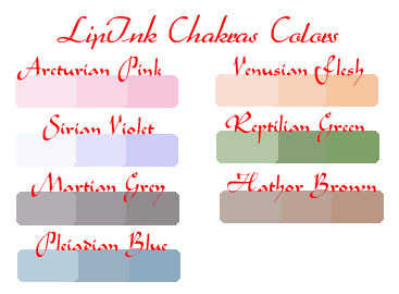 ONE LIP INK VENUSIAN FLESH LONG LASTING CHAKRAS LIP EYE COLOR 1 FULL SIZE NEW