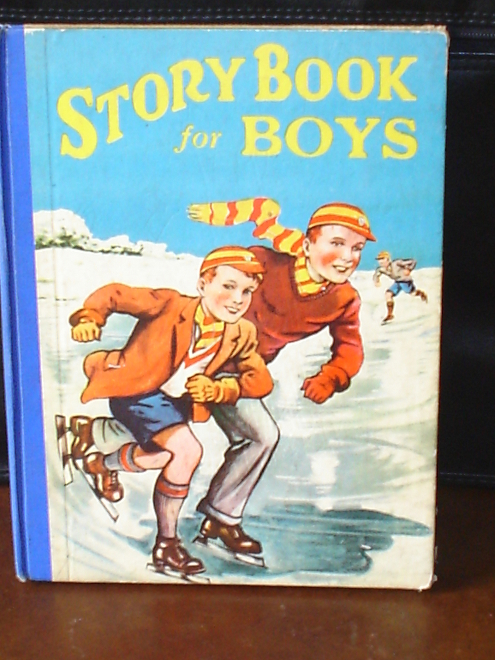 Vintage Story Book for Boys