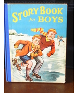 Vintage Story Book for Boys - $16.50