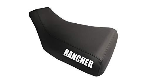 Primary image for Honda Rancher 420 Seat Cover Standard Black Color Rancher Logo