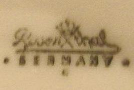 Backstamp rosenthal germany thumb200