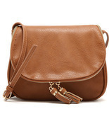 Women Bag Leather Handbags Cross Body Shoulder Bags  - $26.24 CAD