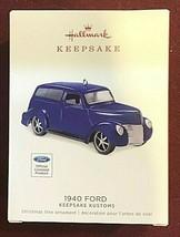 Hallmark Keepsake Ornament - 1940 Ford - Keepsake Kustoms - $13.00