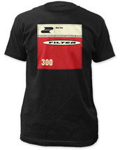 Filter-Short Bus-X-Large Black T-shirt - $16.44