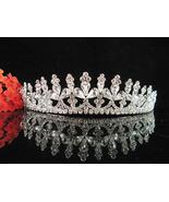 ELEGANT WEDDING HEADPIECE,SWAROVSKI BRIDAL TIARA,BRIDESMAID HAIR ACCESSO... - $78.00